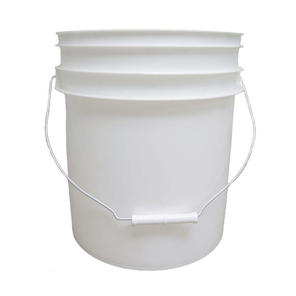 15.14 Litre (4 US Gallon) Plastic Bucket - Bee Equipment