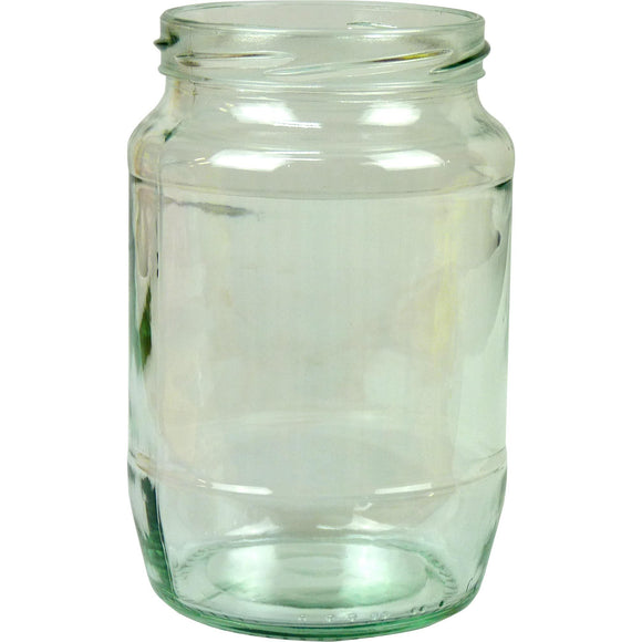 1Kg Glass Jar - For Hornet Trap - Bee Equipment