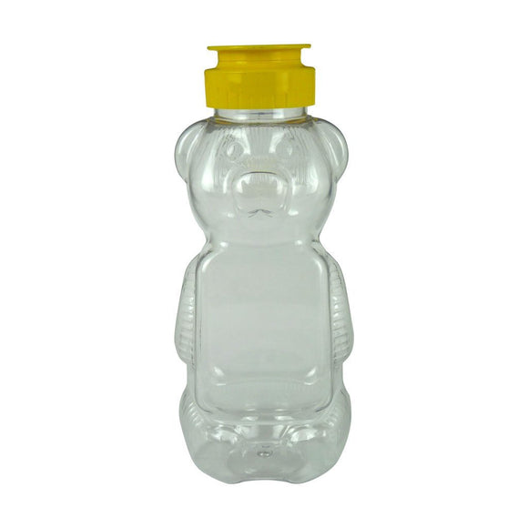 11.5oz Squeezy Bears with label bellies -Pack of 24