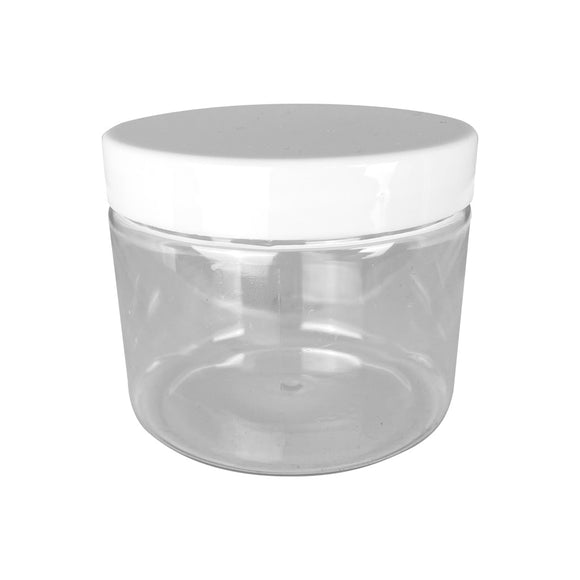 280g Clear Plastic Jar