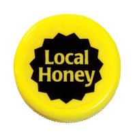 "Local Honey Clear 1.25"", 250 Pack"