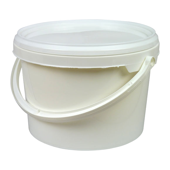 2.27 Litre Bucket and lid - Bee Equipment