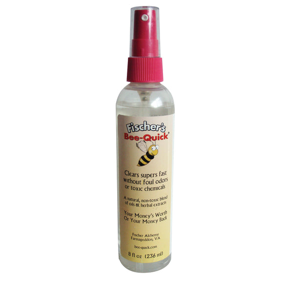Bee Quick, 8oz Bottle - Bee Equipment
