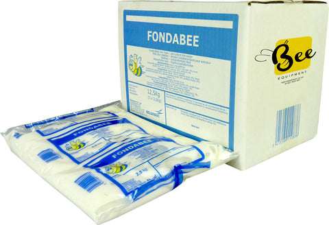 5 x Fondabee, 2.5kg.  Fondant, a premier product. - Bee Equipment