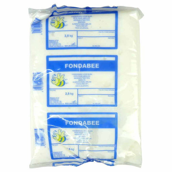 Fondabee, 1Kg. Fondant, a premier feed designed for bees