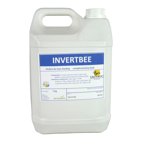 Syrup from BELGOSUC a premium Invertbee 7kg product