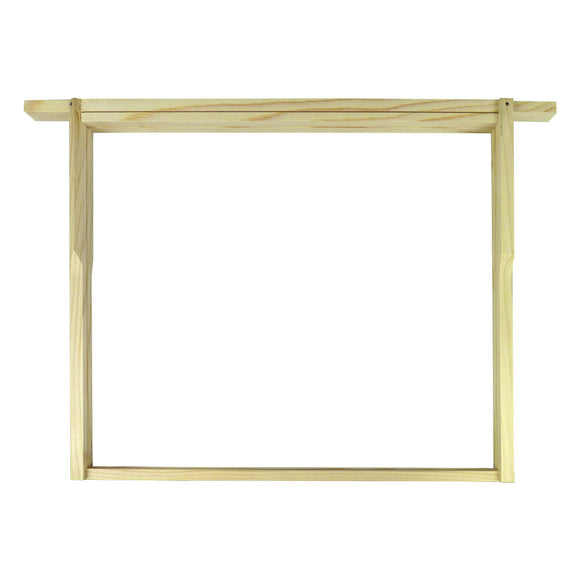14 X 12 Brood Frame Flat, 1st Grade - Bee Equipment