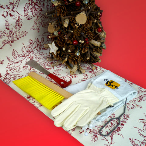 Tool, Brush, Frame Cleaner and Gloves Bundle
