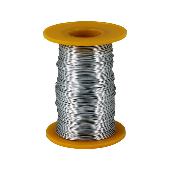 Frame Wire, 200g Spool, Galvanised