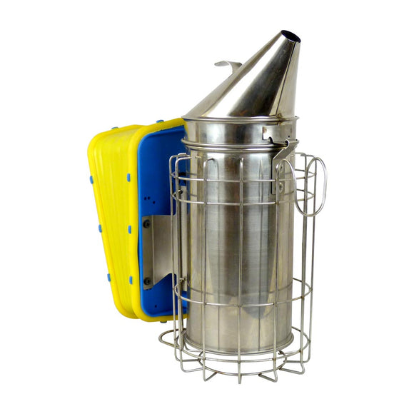 4 X 7 Smoker Stainless Steel With Guard - Bee Equipment
