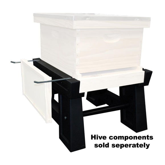 Langstroth Ultimate Hive Stand With 2 Frame Holder