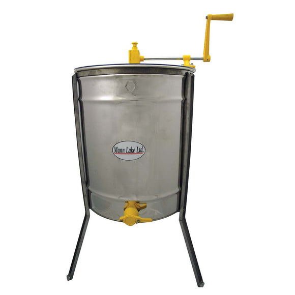 8/4 Frame Hand Crank Extractor With Legs - Bee Equipment