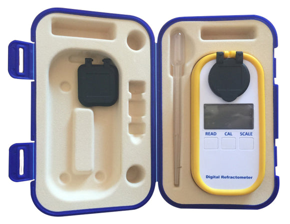 Hand Held Digital Refractometer