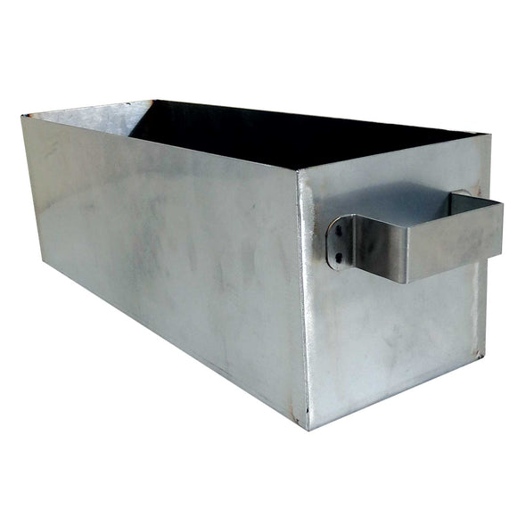 Wax Collection Box, Stainless Steel, 450mm
