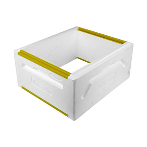 Langstroth Brood Box, Flat, Paradise Honey Poly