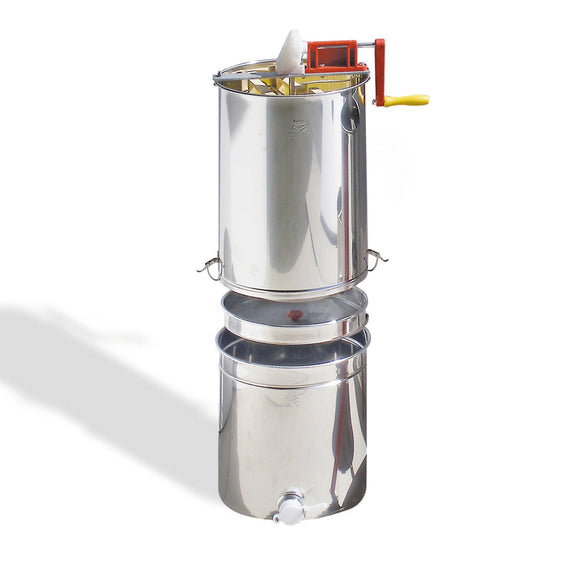 Quattro Manual Tangential Honey Extractor