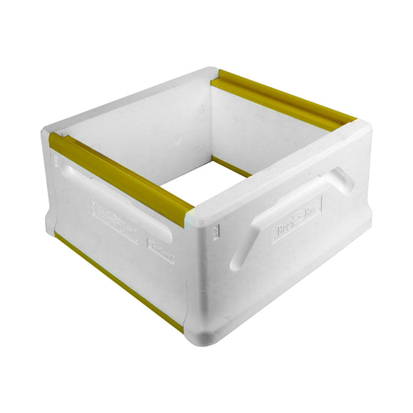 National  Brood Box, Flat Poly Hive