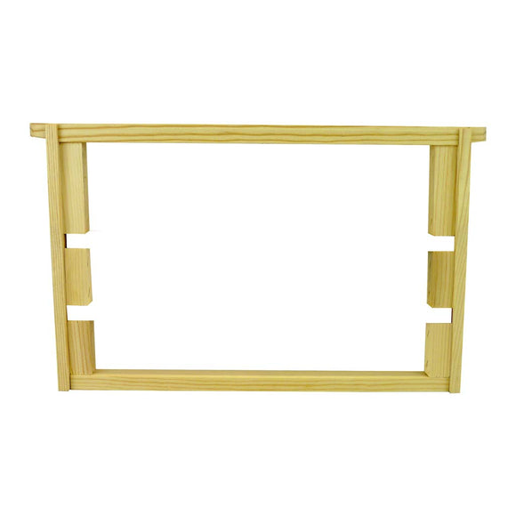 B.S. National Wood Queen Rearing Frame - Bee Equipment