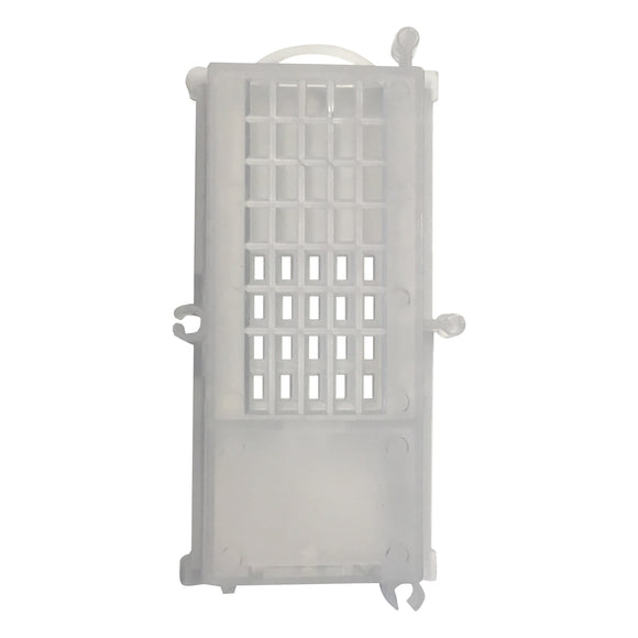 Queen Travel Cage, White