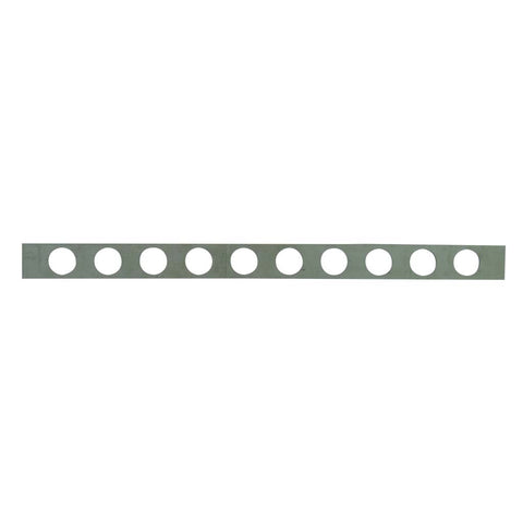Langstroth Queen Cell Bar, metal, flat