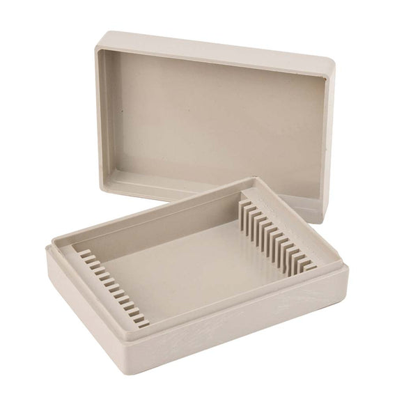 Slide Storage Box, Holds 12 Slides