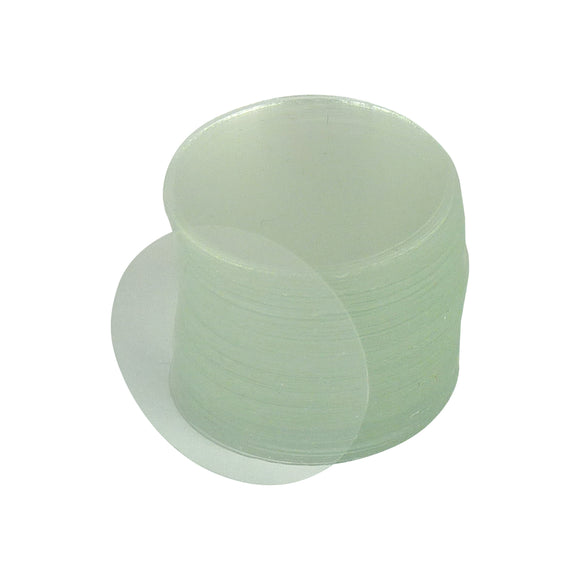 Cover Slips Round, 22mm, 100 Pack