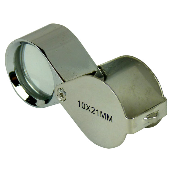 Pocket Loupe X 10 Lens