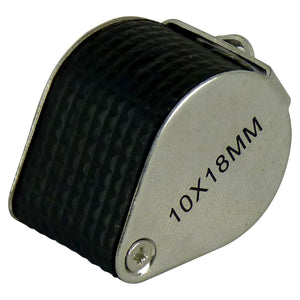 Pocket Loupe 10X Field Lens