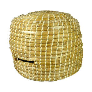 Straw Skep Hive, 45 x 45
