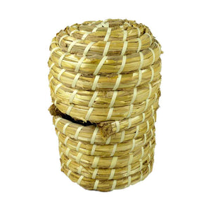 Straw Skep Hive, 15 x 15