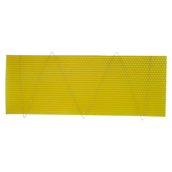 B.S. National Super, Wired, Premium Wax Foundation - Bee Equipment