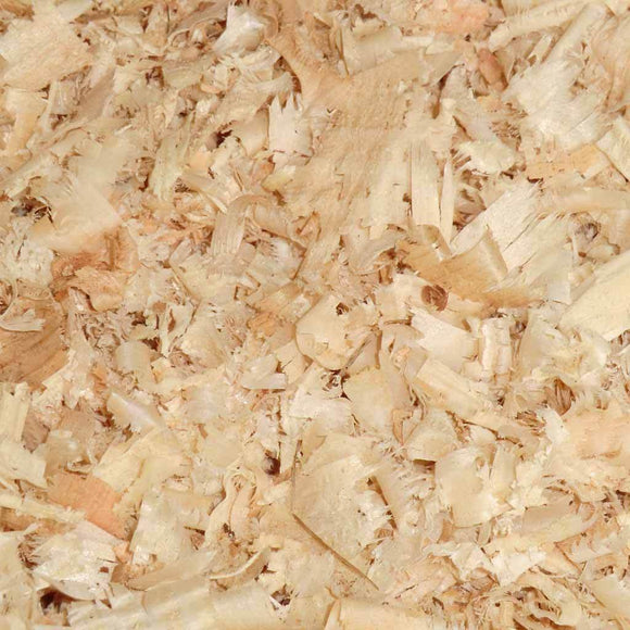 Lavender Scented Fuel, Wood Shavings For Bee Smokers 1Kg