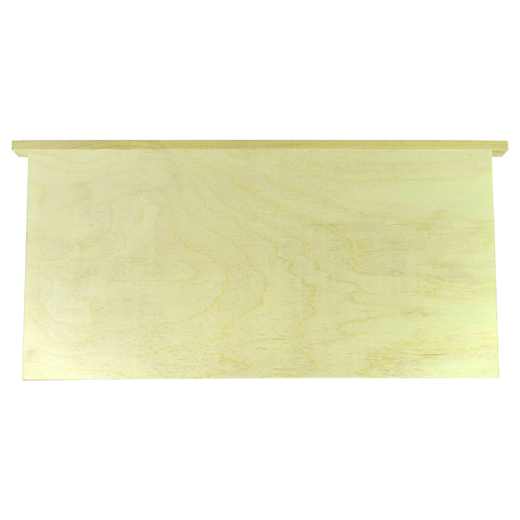 Langstroth Dummy Board Brood Frame
