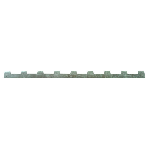 8 Frame Langstroth Castellated Spacers (for reducing a 10 Frame hive to 8 Frames) 2 Pack - Bee Equipment