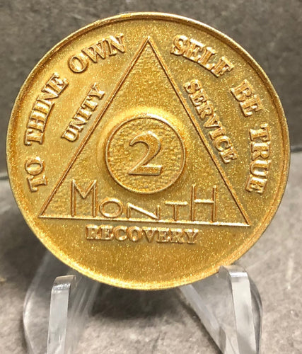 Chip 02 Month AA Aluminum