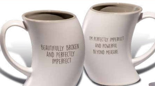 Beautifully Broken Mug