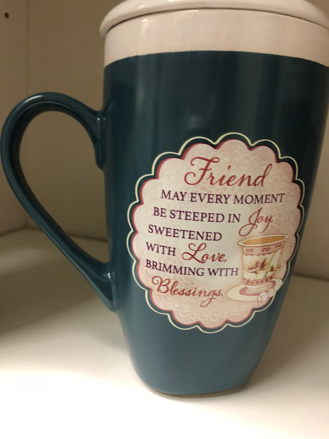 Friend Latte Mug