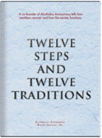 Twelve Steps and Twelve Traditions Hard Cover