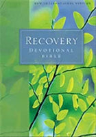 Recovery Devotional Bible NIV