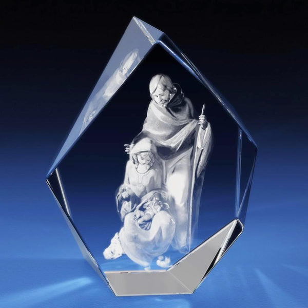 Christ Crystal 3D Gifts