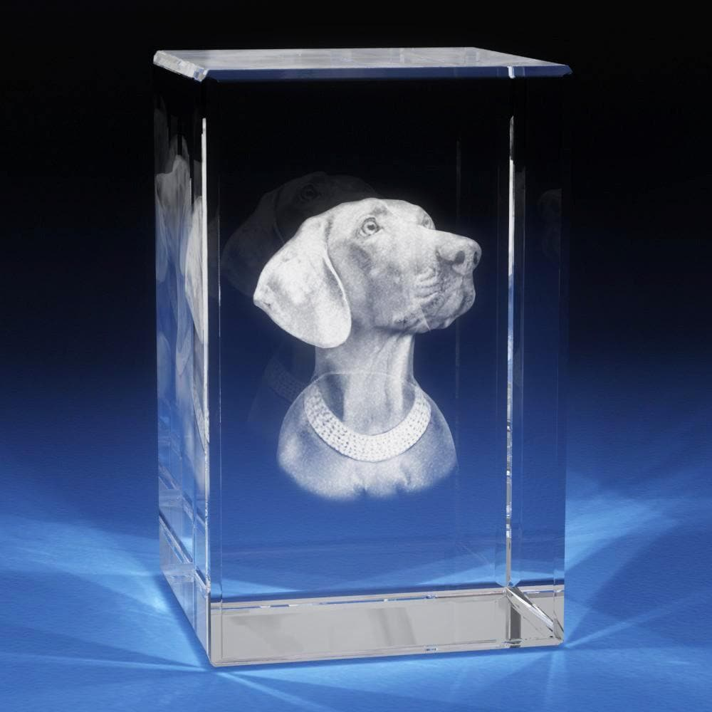 Dog Crystal 3D Gifts