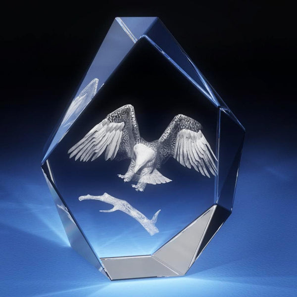 Eagle Crystal 3D Gifts