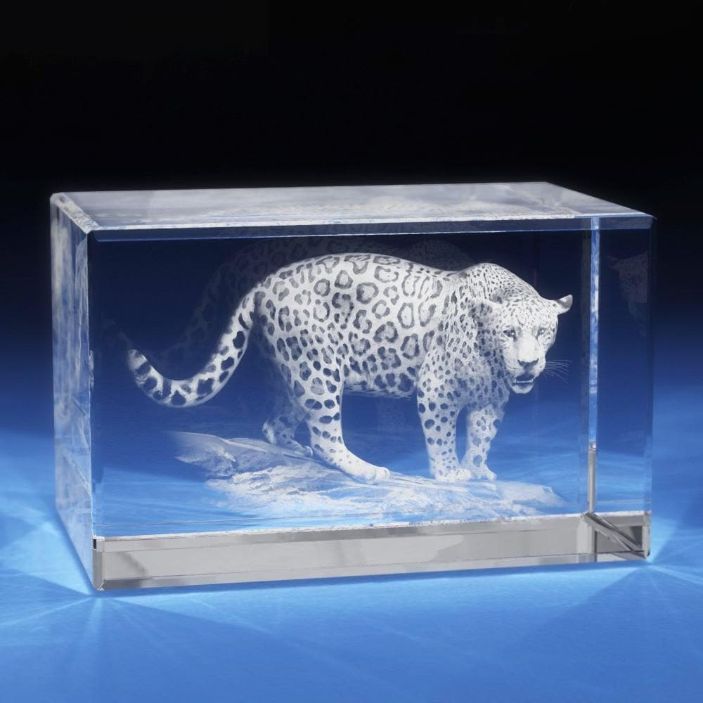Jaguar Crystal 3D Gifts