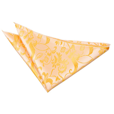 Passion Gold Handkerchief / Pocket Square