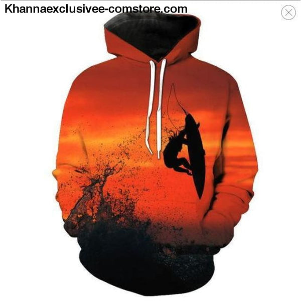 New Space Galaxy Unisex Hoodies 3d Print Paisley Nebula/lion/wolf/horse Jacket - picture color 13 / XS - New Space Galaxy Hoodies Men/Women