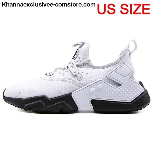 Original New Arrival NIKE AIR HUARACHE DRIFT Mens Running Shoes Sneakers - AH7334012 / 7 - Original New Arrival NIKE AIR HUARACHE DRIFT Mens