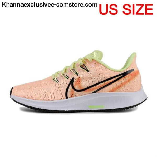 Original New Arrival NIKE W AIR ZOOM PEGASUS 36 PRM Womens Running Shoes Sneakers - AV6259800 / 5 - Original New Arrival NIKE W AIR ZOOM