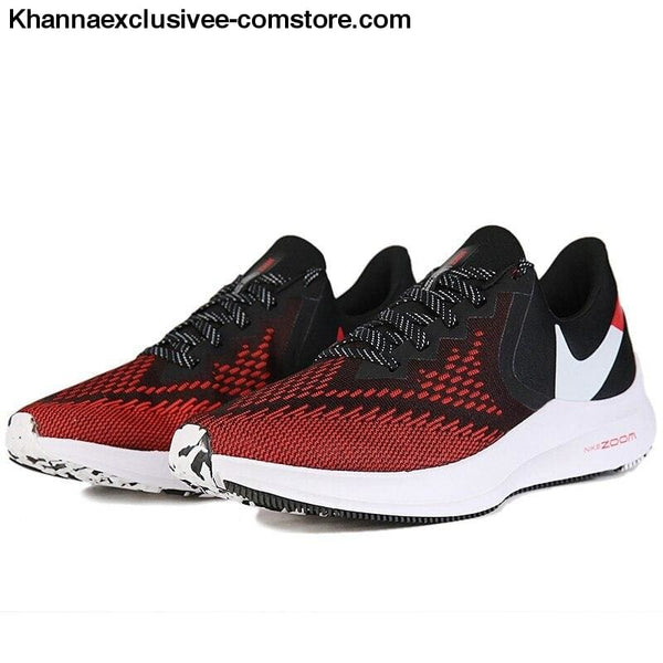 Original New Arrival NIKE ZOOM WINFLO 6 Mens Running Shoes Sneakers - Original New Arrival NIKE ZOOM WINFLO 6 Mens Running Shoes Sneakers