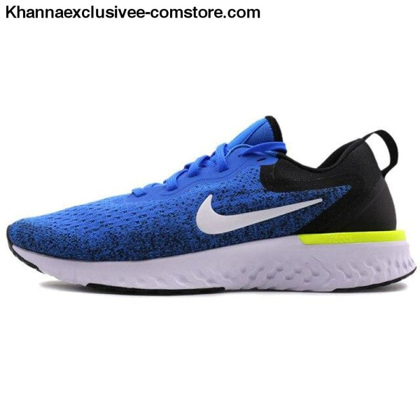 Original Nike GLIDE REACT Mens Running Shoes Sports Sneakers - AO9819-402 / 8 - Original Nike GLIDE REACT Mens Running Shoes Sports Sneakers