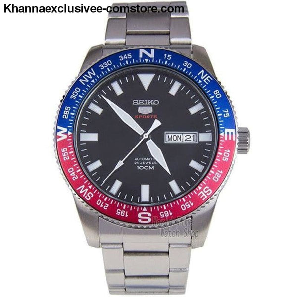 Original Seiko Mens Divers Analog Japan Automatic Stainless Steel Wrist Watch - SRP661J1-A - Seiko Mens Divers Analog Japan Automatic